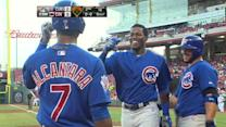 Soler's first career homer